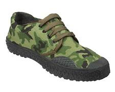 Mens & Boys Trainers Size 5 to 11 UK - CAMO SHOES PUMPS ARMY FISHING HIKING