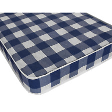New Sprung Budget Bed Mattress 6inch Thickness Quality - All sizes and cheap