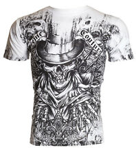 Xtreme Couture AFFLICTION Mens T-Shirt OFFERING Tattoo Biker MMA UFC M-4XL $40 d