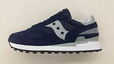 SAUCONY SHADOW ORIGINAL NAVY GREY LIMITED EDITION RUNNING SNEAKERS 2108-523