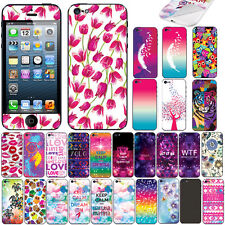 For Sprint Apple iPhone 5 5S Accessory Vinyl Sticker Decal Skin Cover Lip On Lip