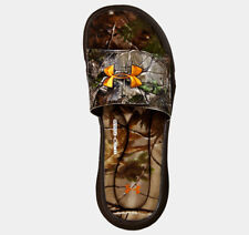 Under Armour MEN's Ignite Camo II Slides (Realtree Xtra) 1240778-341