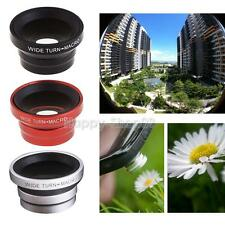Wide-Angle and Macro Lens Detachable Lens for Mobile Phone Digital Camera v#h9