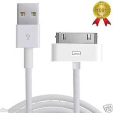 Data Charging Cable Lead For iPhone 4 4S 3G 3GS iPad iPod Touch Nano 1 2 3 4 5 6