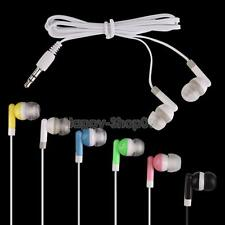 Universal 3.5MM Stereo In-ear Earphone Headphone Earbud for iPhone iPod Samsung