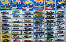 2000 Hot Wheels Choice Lot All Different With Variations #1 To #44 Lot 1 of 4