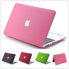 """2014 PC Matte Hard Laptop Case Shell For Apple MacBook Air 11""""13""""/Pro 13""""15""""inch"""