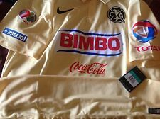 Nike Club America Jersey Includes Liga MX Patch Jersey 2014-2015 Chivas Leon