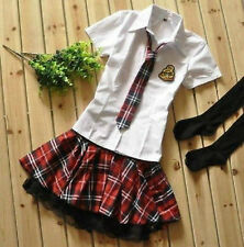 Hot! Sexy Japanese Anime Costume, Japan School Girl Uniform Cosplay Costume