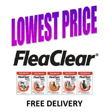 Bob Martin Flea Clear Spot On Dogs Cats FleaClear Same as Fr***line   FROM £3.60