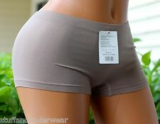 Women's Comfy Lounge Seamless Spandex Short Shorts Underskirt Pant XS/S, M/L