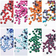 Wholesale 1440pcs DMC SS10 2.8mm Hotfix Iron On Flatback Crystal Rhinestones