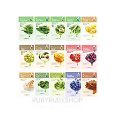 [THE FACE SHOP] Real Nature Mask Sheets - 23g (3pcs)