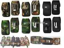 Heavy Duty Belt Clip Holster Case Pouch For Casio G'zOne Commando C811 & C771