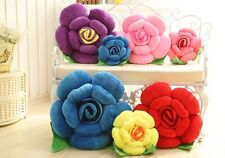 Flower Pillows for Kids Girls Room & Baby Nursery Home Decorative Decor Pillow