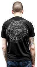 Sourpuss Kustom Kreeps Grave Robbers Black Tee Rockabilly Punk Rock