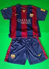 FC Barcelona  Football Kit Good Quality For KIDS All SIZE