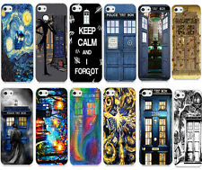 Funny Doctor WHO Tardis Dr Pattern Printing Hard Case Cover For iphone 4 4S New