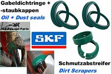 SKF Fork Parts TM EN SM Marzocchi Shiver MX 50 # Oil + Dust Dirt Deal Scrapers