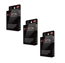 Forta For Men 30 / 10 / 2 Pack Male Sexual Enhancement Performance Sex Drive Big