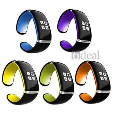 Bluetooth V3.0 OLED Smart Wrist Watch Bracelet for IOS iPhone Android Samsung