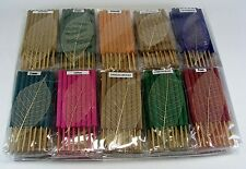 "Thai incense Sticks flower fragrance  aroma and spa refills 3"" 40 pcs."