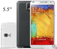 "5.5""4GB Android 4.2 MT6572 Dual Sim Unlocked Quad Band AT&T 3G/2G/GPS Smartphone"