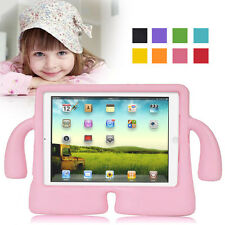 Children Kids Safe Case Foam ShockProof Handle Protective Case for iPad 4 3 2