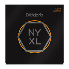 D'Addario NYXL Nickel Wound Electric Guitar Strings (Select Gauge)