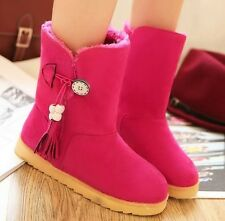 CooLcept women fashion wedge lady sexy ankle half boots winter shoes P14767