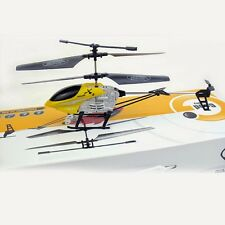 Durable Remote Control Aircraft Toy Alloy Helicopter Model Infrared 2 Channels