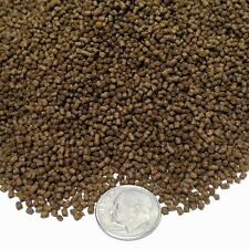 """Cichlid Pellets in Bulk, Mini 1.5mm-3/64"""", Great for ALL Tropicals & Pond Fish"""