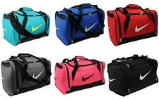 Nike Brasilia Grip Bag Training Gym Sport Bag Travel Holdall