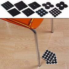 Adhesive Furniture Table Sofa Feet Floor Non Slip Anti Scratch Pad Protector