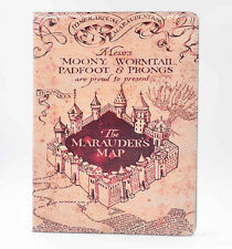 Harry Potter Marauders Map Leather Stand Case Smart Cover For Apple ipad 2/3/4 5