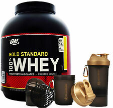 Optimum Nutrition ON Gold Standard 100% Whey High Protein Low + SMARTSHAKE
