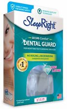 SleepRight Secure Comfort Dental Guard For Night Grinding Bruxism - Sleep Right