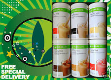 New & Sealed Herbalife FORMULA 1 Nutritional Shake - Healthy Protein Meal - 550g
