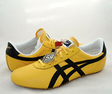 New asics TAI CHI Onitsuka Tiger Shoes Yellow Black Bruce Lee Kill Bill taichi