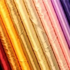 WHOLESALE WHITE DRAPING LINING MARQUEE STUDIO BACKDROP SATIN FABRIC 50M ROLL