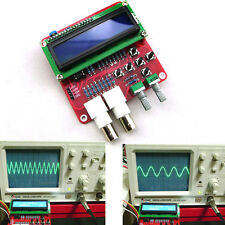 DDS Function Signal Generator Sine Square Sawtooth Triangle Wave Frequency 5/12v