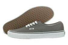 Vans Authentic VN-0JRAPBQ Pewter Grey NIB Canvas Shoes Medium (D, M) Men