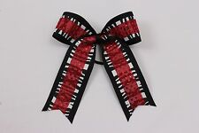 Competition Cheer Bows - Metallic & Sequin Bows