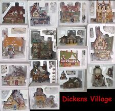 Dept 56 Dickens Village Buildings - Not Sold As Set - You Choose - NEW