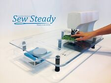 NEW SINGER MODEL XL-550  Sewing Machine Sew Steady Extension Table LARGE DELUXE