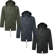Fortress Airflex Fully Breathable, Windproof, WATERPROOF Jacket with Hood -Green