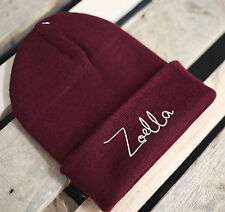 Zoella Beanie Hat youtube beauty fashion viral winter zalfie just say yes B102