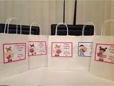 Personalised Girls/boys Birthday Gift Bag relation/Friend Ideal For Gifts.