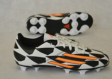 ADIDAS F5 FG J BATTLE PACK FIRM GROUND FOOTBALL BOOTS KIDS SIZES 2 TO 4 BNIB