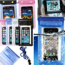 Under Water Proof Dry Pouch Bag Case Cover Protector Holder For Cell Phone Mp3/4